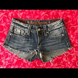 Rock Revival Short Size 25